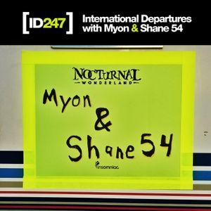 Myon & Shane 54 - International Departures 247