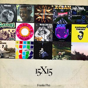 15x15 by Frankie Pizá