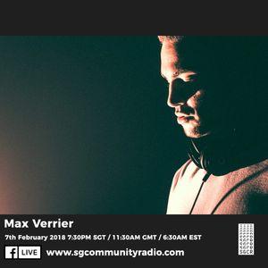 SGCR Radio Show #36 - 07.02.2018 Episode Part 1 ft. Max Verrier