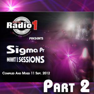 Dj Stergios T. aka Sigma Pr - The Heart Beat Sessions Mix @ Radio1  Sept  Week 2  Part 2