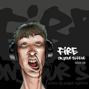 Fire On Your Sleeve - Volume 01