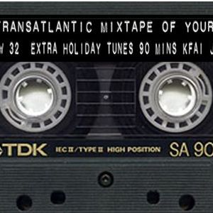 The Transatlantic Mixtape of Your Mind Series 3 Show 32