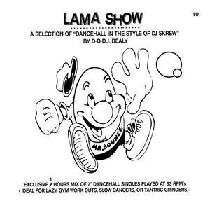 LAMA SHOW #10 w DJ DEALY (24-03-2016)