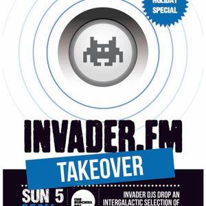 Jams Live @BigChillBristol 5th May 2013 for @invaderfm