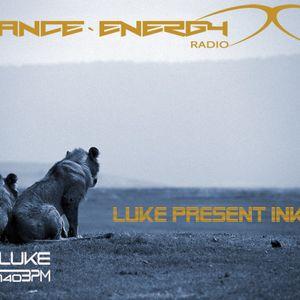 InKey vs. Luke - 140 BPM at Trance-Energy Radio (22 March 2016)