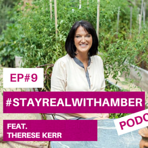 From Cancer to Spreading Light + Love Across The Globe EP#9 Stay Real With Amber