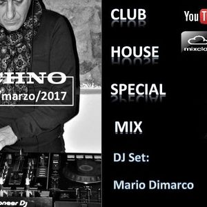 Club House Special Mix - music TECHNO