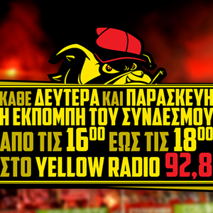 H 21η εκπομπή του SUPER-3 στο YellowRadio 92,8 (19.12.16)