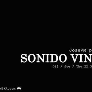 SONIDO VINILO con JoseVM 4x11 (24 Mar 2016)
