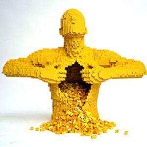 Yellow Lego