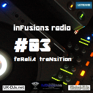 InFusions #03 - feRaliA traNsiTion guestmix - Ross Michael - 27:10:12