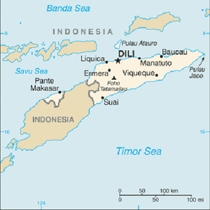 Learning through direct experience – Timor Leste