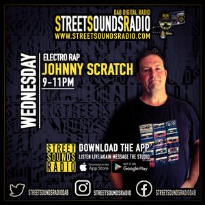 The Essential Electro Rap Show with Johnny Scratch 2100-2300 10/02/2021