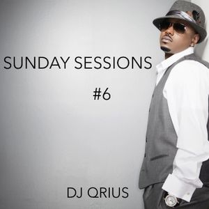 Sunday Sessions #6 (2000's R&B) - Mix by DJ QRIUS