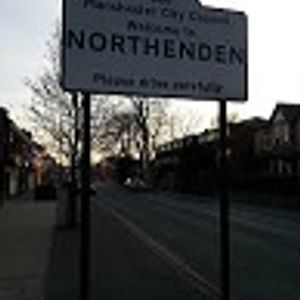 Northenden Lights Switch Outside Broadcast 7th Dec 2013