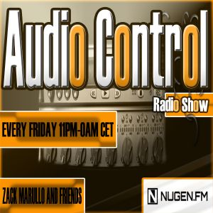 Audio Control - Opening set on NugenFM by Zack Marullo