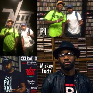 XKLRADIO FT MICKEY FACTZ
