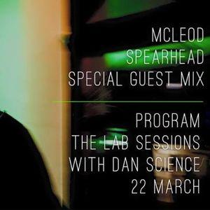 McLeod - Lab Sessions Guest Mix (DNB Radio Brazil)
