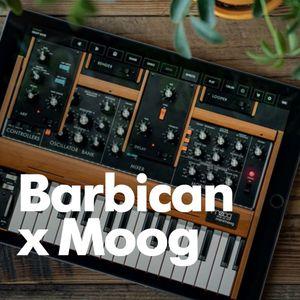 Barbican x Moog: 'Remedy' by Estella
