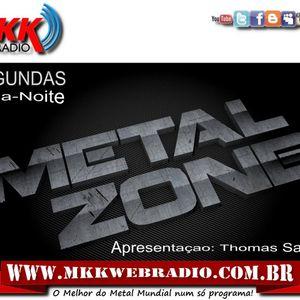 Programa Metal Zone 01/02/2016