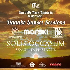 Groovy George - Danube Sunset Session - Solis Occasum 2018