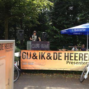 DJ Gaijs @ Gij & Ik en Heeren van Ghemert Presenteren Vier de Zomer 12.8.12