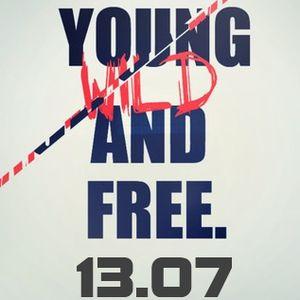 Young Wild & Free Tape -LERAIN