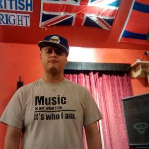 DJ N!TRO Live @ The Globe Tavern (23.07.2016) (Stanley, Falkland Islands, UK)