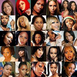 Women of Hip Hop 1