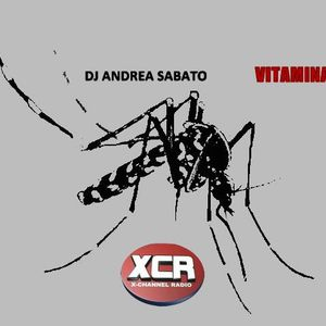VITAMINA Dj Andrea Sabato live on XCR X-CHANNEL RADIO 11.12.13