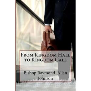 BTR Guest:frmr Jehovah's Witness & Author Bishop Ray Johnston