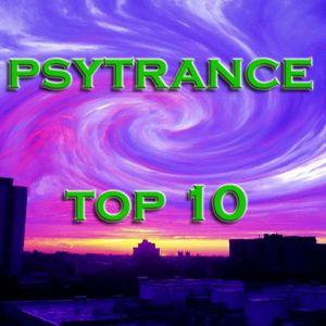 Psytrance Top 10 Favorites Episode 1