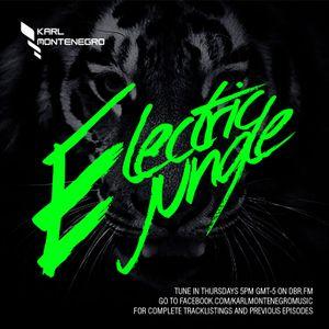 Karl Montenegro - Electric Jungle 091