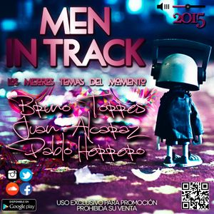 MEN IN TRACK 2015 (BRUNO TORRES, JUAN ALCARAZ & PABLO HERRERO)