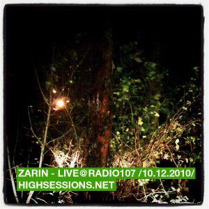 Live @ Radio 107 (FM 10.12.2010)