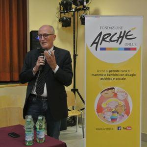 Arché Live 2015: intervento del professor Franco Vaccari, presidente dell'associazione Rondine