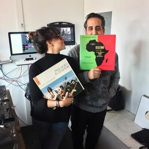 Barbie Bertisch & Paul Raffaele @ The Lot Radio 10:29:2016