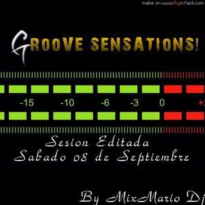 Groove Sensations! Sabado 08/09/12