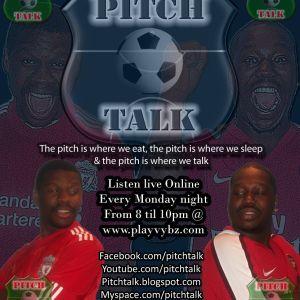 Pitch Talk 21-03-2011