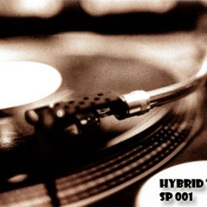 Hybrid Things - Industrial Tehno blended with spices of Disco, Minimal, and Deep Techno Grooves