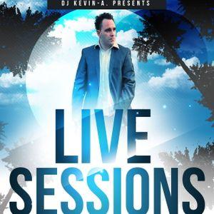 DJ Kevin-A. - Live Sessions Nov. 7th , 2015
