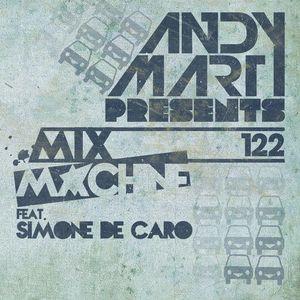 Andy Mart feat. Simone De Caro - Mix Machine@DI.FM 122