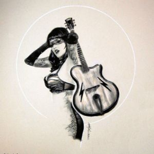 Guitar's the Star
