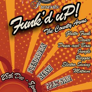 Funk'd uP 28th dec 2012 teaser mix