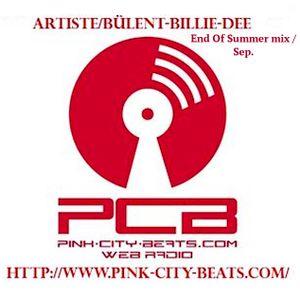Bülent Billie Dee- Deep Sound Radios show @ PINK-CITY-BEATS (WEB-RADIO)