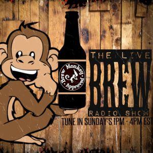 The Live Brew Radio Show Episode 6 3/27/16