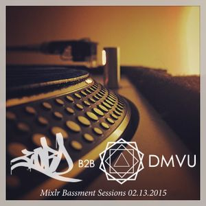 CORD Bassment Sessions [02.13.2015] Special B2B with Damnesia-Vu