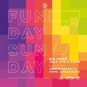 Domo - Live From Sunday Funday 7 (07.09.17)