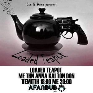 loaded teapot 26/11/2015