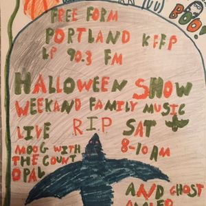 Weekend Family Music Hour Halloween Special 2017 Pt. 2